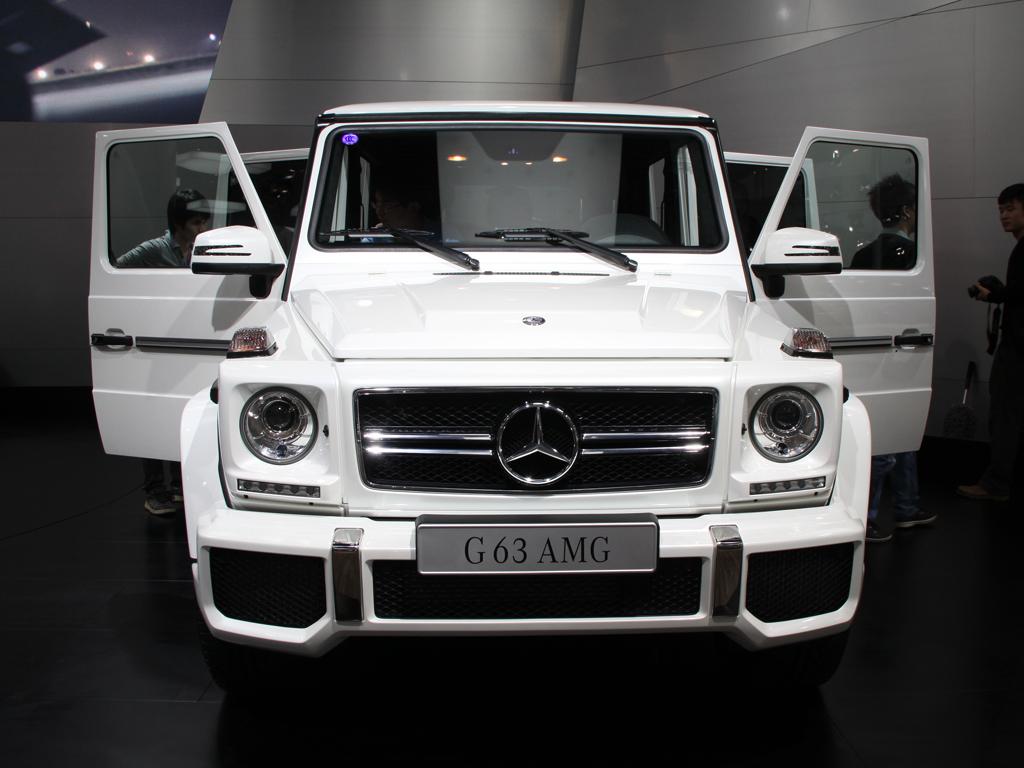 无锡奔驰g级amg最高优惠8万高清图片