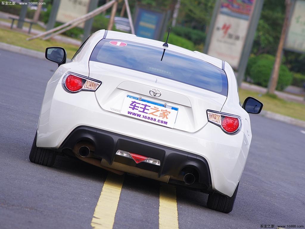 丰田86外观图片高清图片