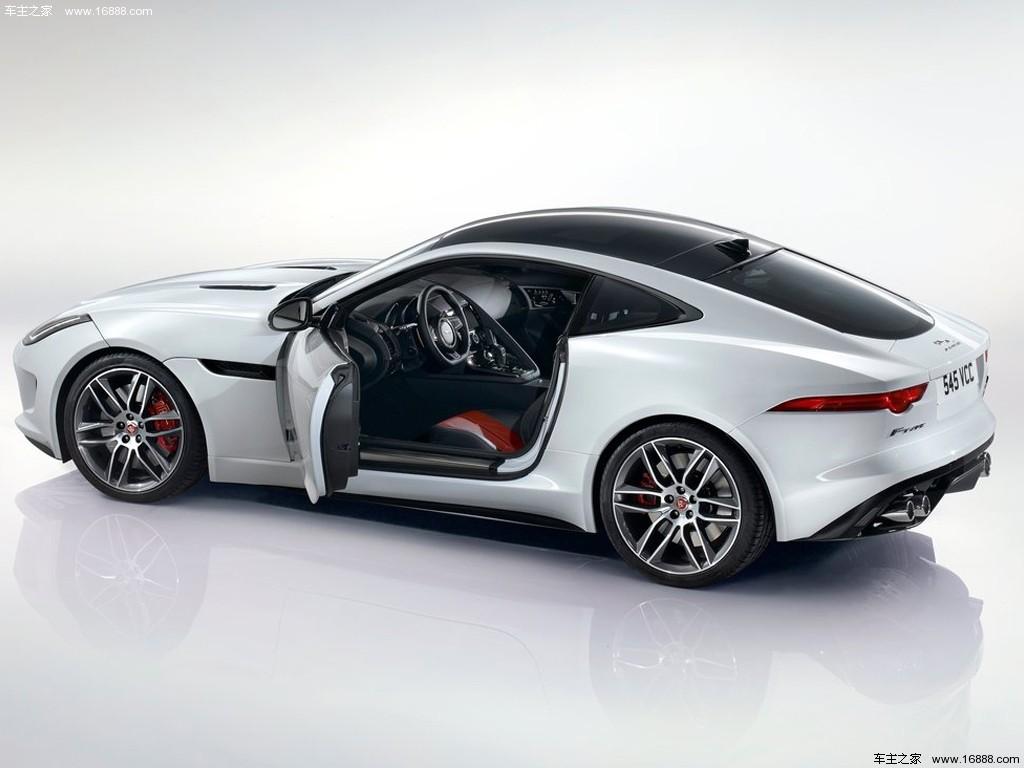 捷豹 f type 100万内最值得买的跑车 没有之一高清图片