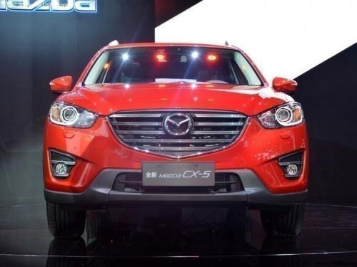 北京马自达CX 5最高优惠4万现车充足高清图片