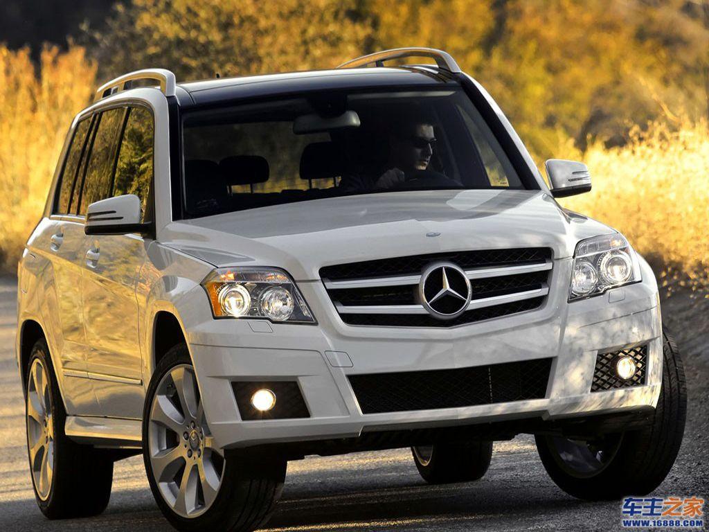 奔驰glk级 2010款 350 4matic 高清图片