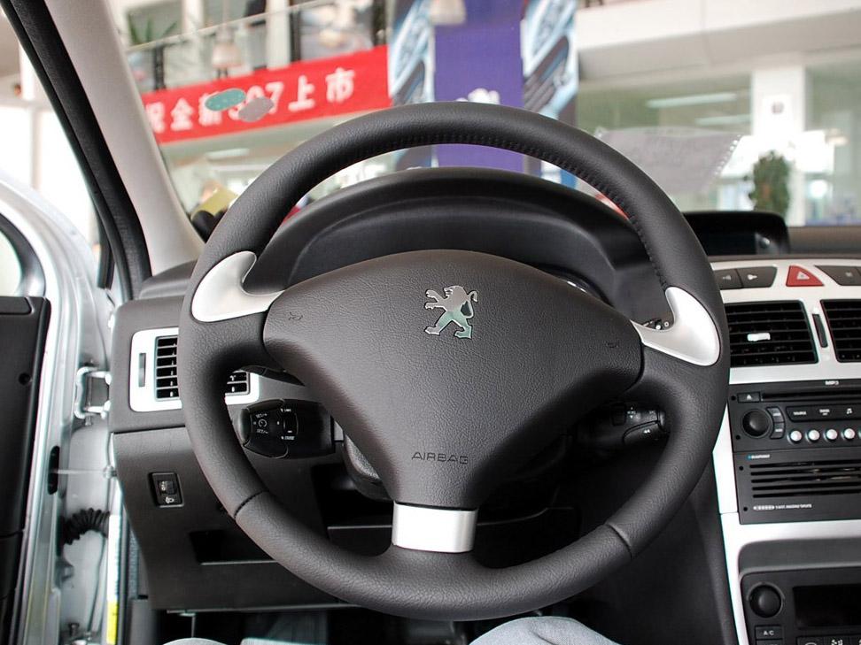 进口标致307方向盘|标致307(进口)内饰图片 – 车主之