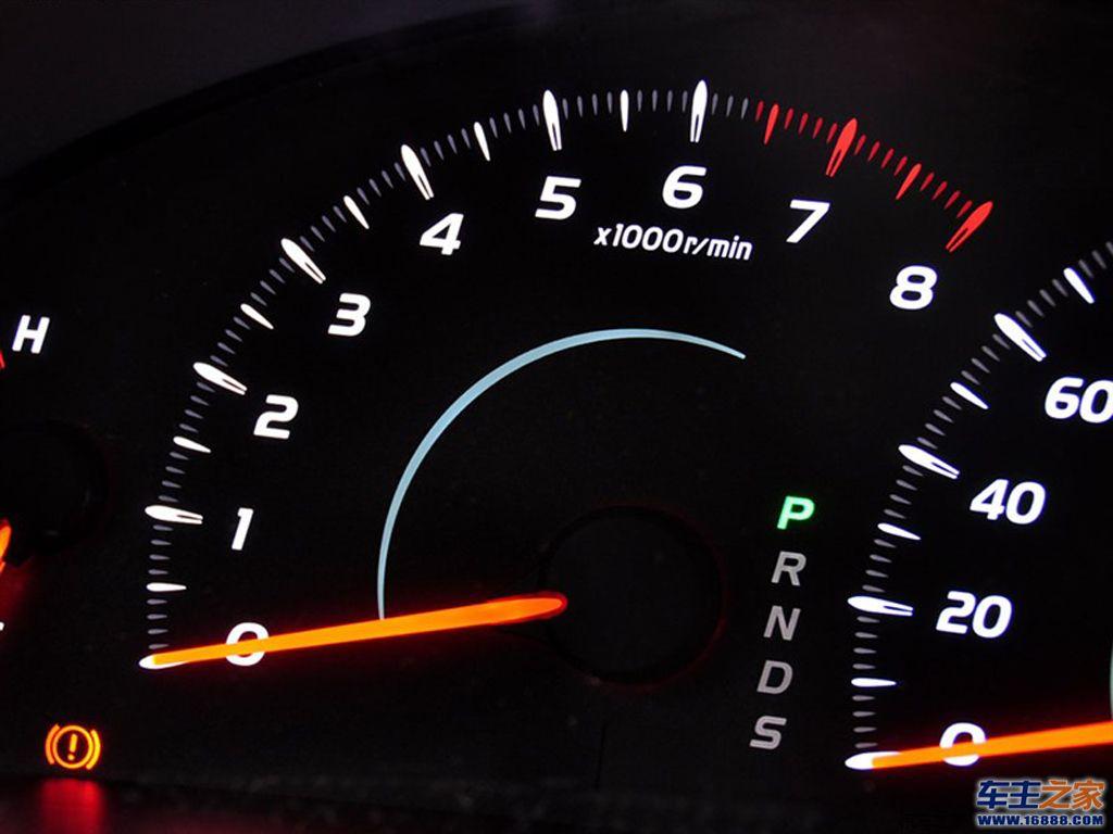 汽车传速表电路图