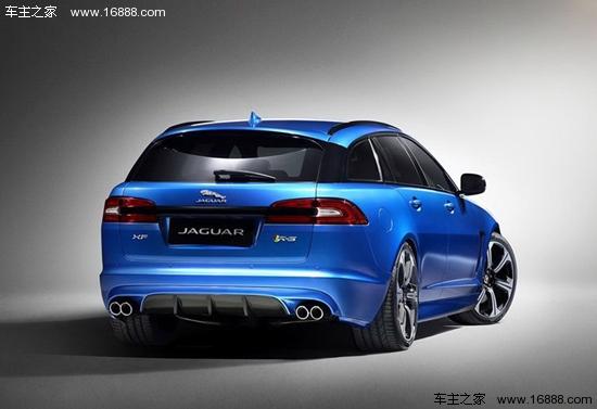 价格方面,这款捷豹xfr-s sportbrake的起售价据传将超过8万英高清图片