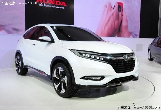 东风本田小型SUV车型将于12月正式上市