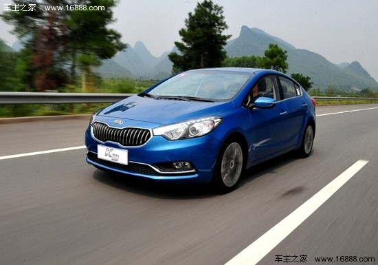 起亚k3最新报价北京最低优惠4万 外地可上牌高清图片