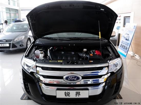 新进口福特锐界2.0 3.5全尺寸SUV报价及图片