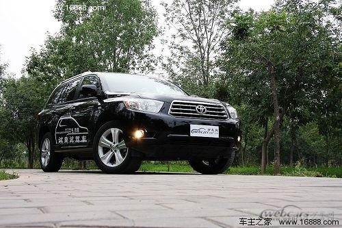 北京汉兰达最高降13万元销售全国欲购从速