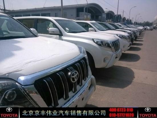 中东中规进口丰田霸道2700现价最低32万高清图片
